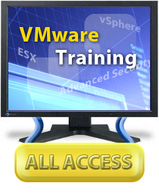VMWare Training Library All Access